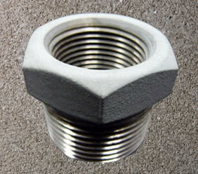 Alloy Steel Forged Hex Head Bushing
