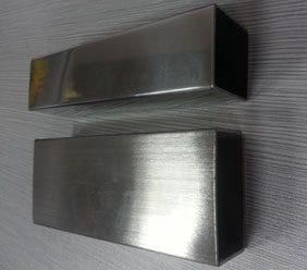 ASTM A554 Stainless Rectangular Tube