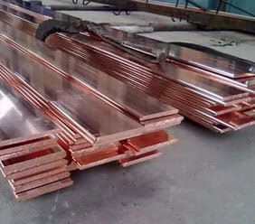 Copper Alloy Flat Bars