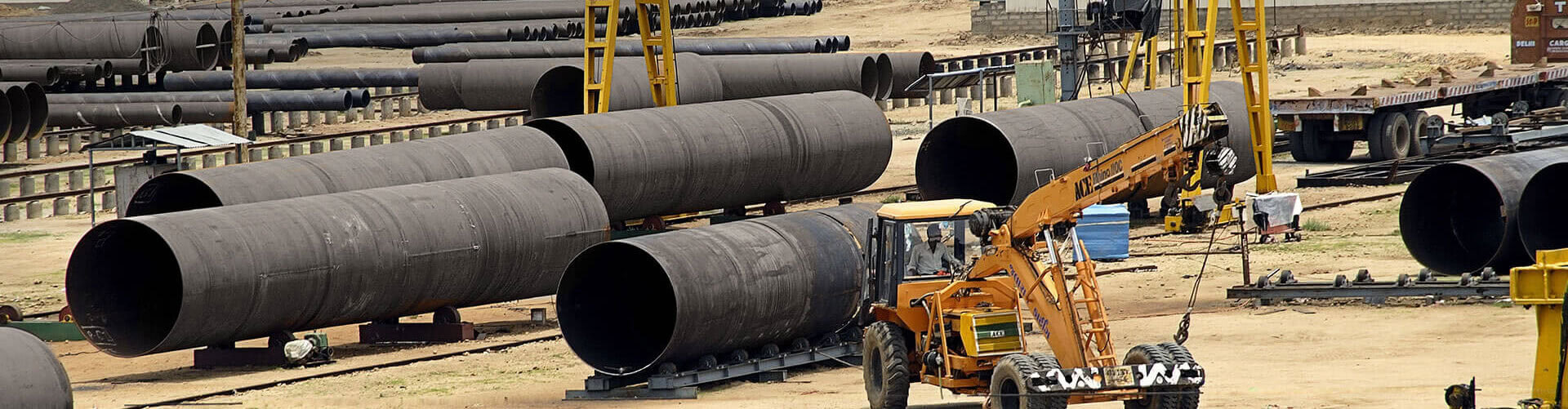 SAW Pipes, Carbon Steel SAW Pipes Manufacturers & Suppliers