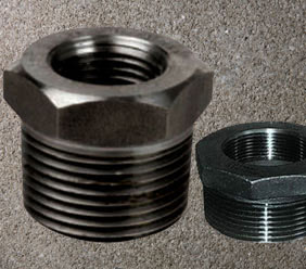 Forged Threaded Hex Bushing