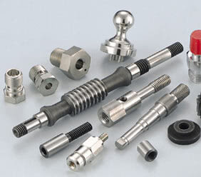 Precision Machine Parts & Turned Components