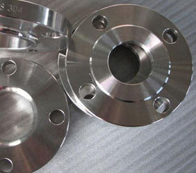 Alloy 20 Slip On Flanges
