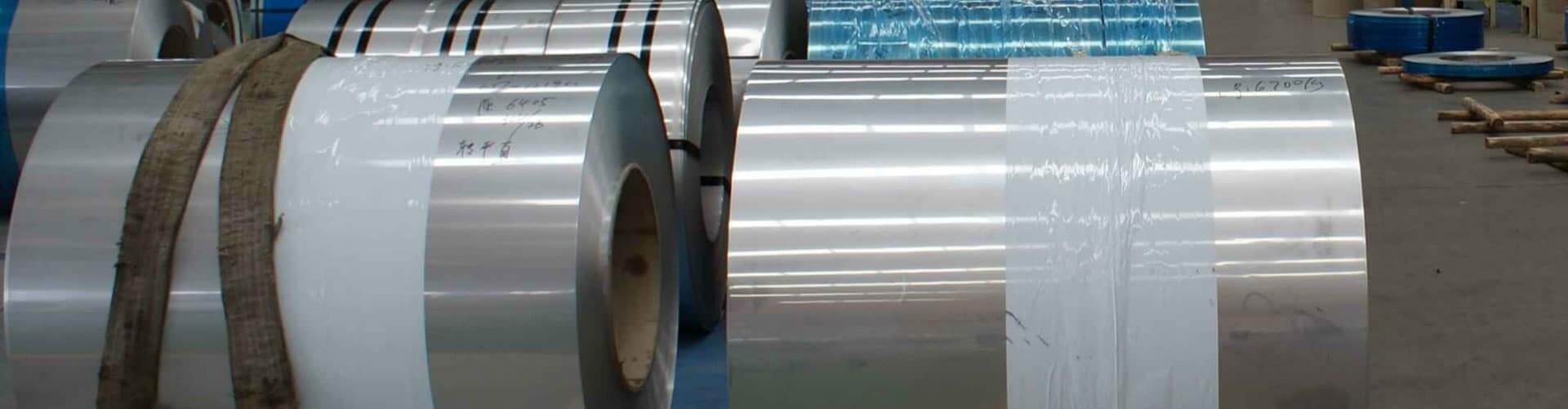 Nickel Alloy 201 Coils