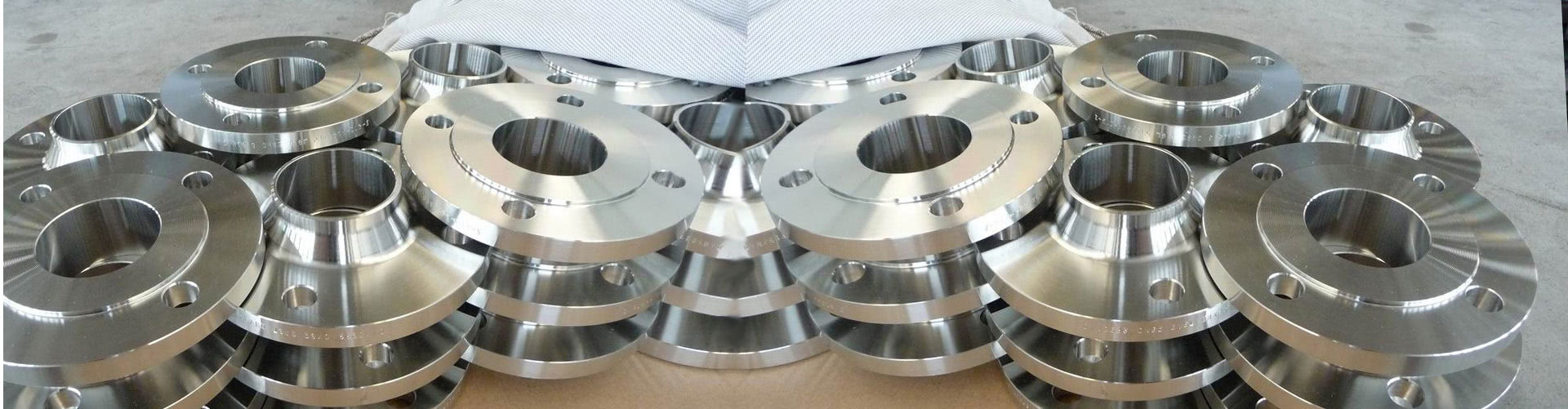 Aluminum Alloy Flanges