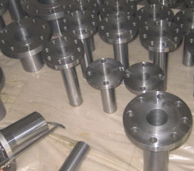 Nickel Alloy 201 Long Weld Neck Flanges