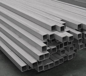 ASTM A554 SS Welded Rectangular Tubes