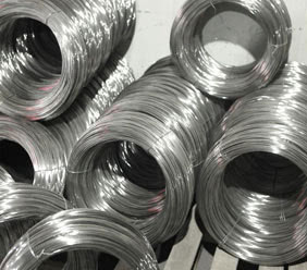 Super Duplex Steel UNS S32750 Wire