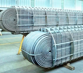 Steel Heat Exchanger Tubes