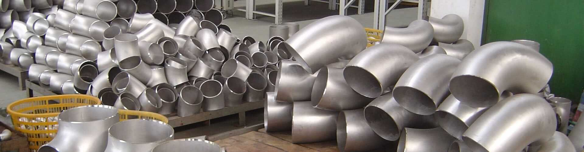 SS Seamless Pipe Fitting