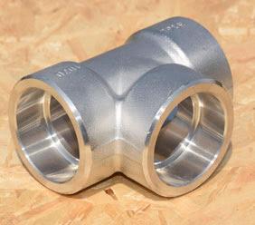 Aluminum Threaded Fitting, Aluminum 5052 Forged Socketweld Fitting